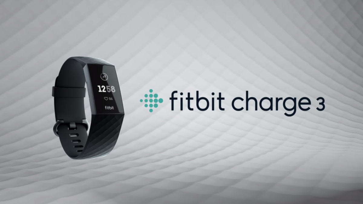 [REVIEW] Fitbit Charge 3