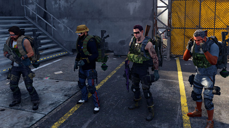 The Division 2 99