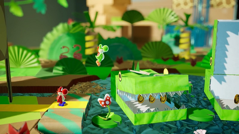 Yoshis Crafted World 3