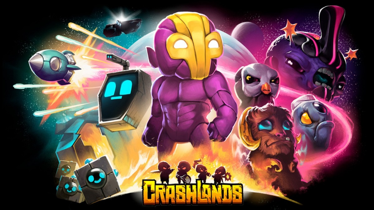 crashlands review