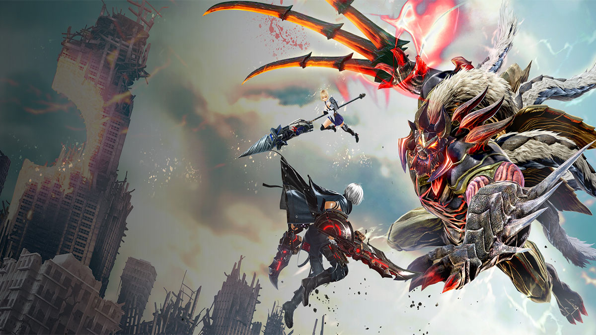 [REVIEW] God Eater 3