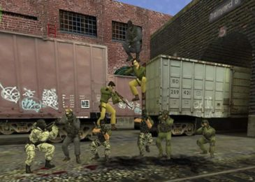 Irrompibles vs. Counter-Strike