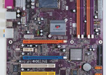 ECS P965T-A 1.0B