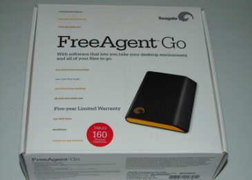 Seagate Freeagent Go
