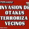 ¡Invasión Otaku Alarma a pacifica población!