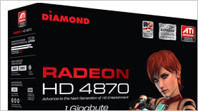 Diamond Viper Radeon HD4870 1GB GDDR5