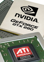 ATI Radeon HD4800 vs NVIDIA GeForce GTX200
