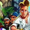 Ganate The Secret of Monkey Island Special Edition