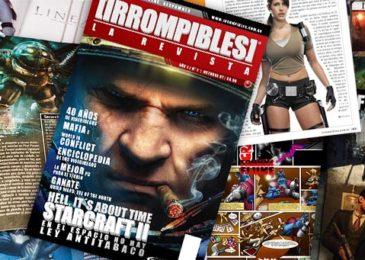 Revista [IRROMPIBLES] Colección Digital Completa