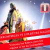[IRROMPIBLES] vs. los Reyes Magos – ¡Increíble sorteo!