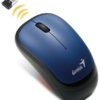 Mouse Genius inalámbrico de 2.4 GHz