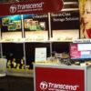 Transcend presentó sus más novedosos productos en la Global Gaming Expo 2011
