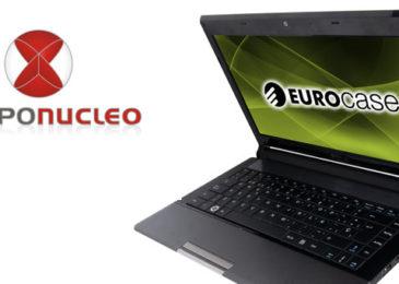 Grupo Núcleo presenta la Notebook Eurocase C50-14