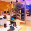 Sony renueva sus tiendas en la Argentina