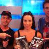 #Tecno23: ya se puede ver online la visita de Natalia y Lionel de Nivel X