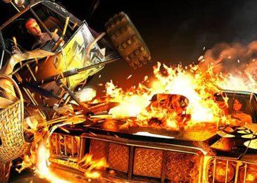 Fireburst [REVIEW]