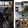 "Max Payne 3 Original Comic #1 ""After the Fall"""