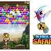 Zynga presenta su nuevo juego: Bubble Safari
