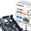 Gigabyte presenta los Motherboards Serie 7 Mini-ITX