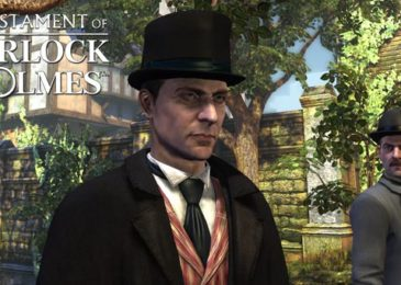 The Testament of Sherlock Holmes [REVIEW]
