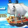 Playmobil Piratas ya está disponible gratis en el App Store