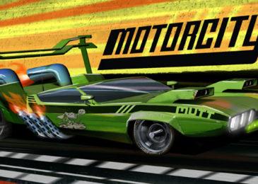 Disney lanza la nueva serie animada MOTORCITY exclusivamente online