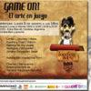 Game on! El arte en juego | Edición Córdoba