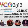 ¡Ganate entradas a los World Cyber Games Argentina 2013!