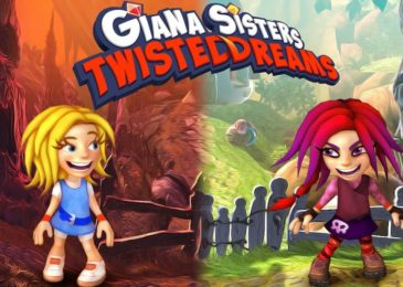 Giana Sisters: Twisted Dreams – Rise of the Owlverlord [REVIEW]