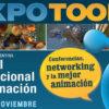 Los íconos de la animación nacional e internacional se presentarán en Expotoons