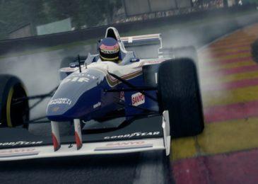 F1 2013: F1 Classics [REVIEW]