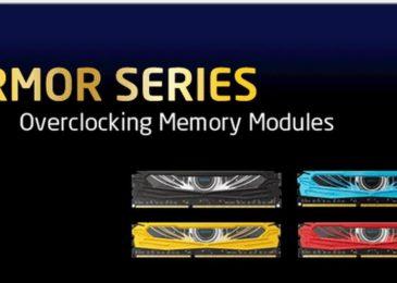 Apacer Series Memoria ARMOR DDR3 Overclocking