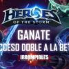 Heroes of the Storm: ¡Ganate llaves DOBLES para la Beta!