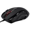 Mouse Sentey Aphelion y Mousepad Noir