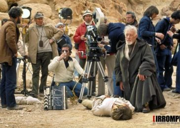 Star Wars: fotos raras