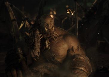 ¡Primera imagen de la película de Warcraft!