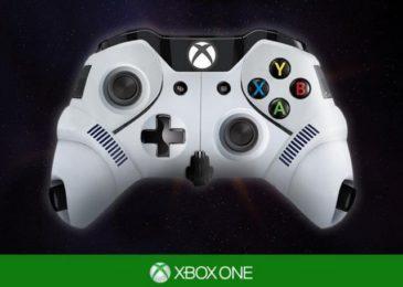 Star Wars: Los mandos de Xbox One que no existen