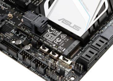 ASUS anuncia el soporte para dispositivos NVM en todos sus Motherboards X99 y Z97