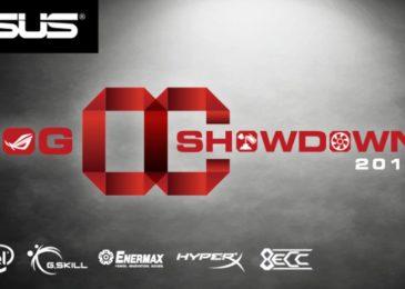 ASUS Republic of Gamers anuncia la competencia OC 2015 Formula Series R2