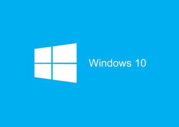 Windows 10 disponible como descarga gratuita el 29 de julio