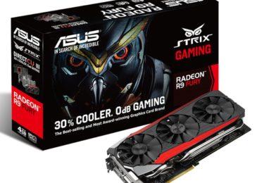 ASUS anuncia la Strix R9 Fury