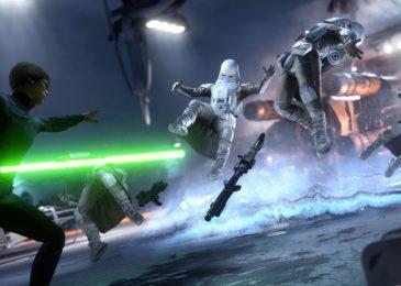 Leia, Solo y Palpatine se unen a Star Wars Battlefront