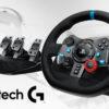 Logitech lanza sus volantes G29 y G920 para PS3, PS4, Xbox One y PC