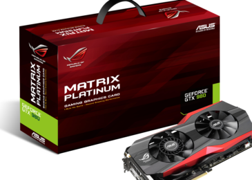 ASUS Matrix Platinum GTX 980