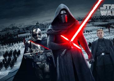 [REVIEW DE CINE] Star Wars: The Force Awakens (El Despertar de la Fuerza)