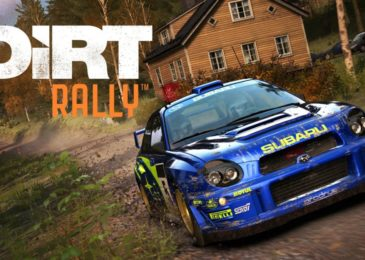 DiRT Rally [REVIEW]