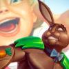 En el nuevo parche de SMITE llega ¿el Conejo de Pascuas?