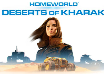 Homeworld: Deserts of Kharak [REVIEW]
