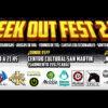 Se viene el GeekOut Fest 2.0