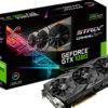 ASUS presenta la nueva Strix GeForce GTX 1080
